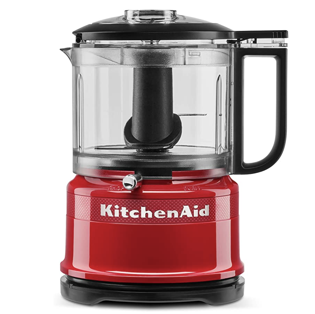 Food Processor from KitchenAid in red