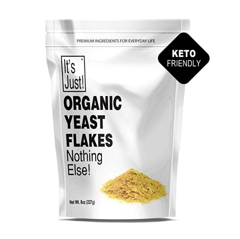 Organic Yeast Flakes