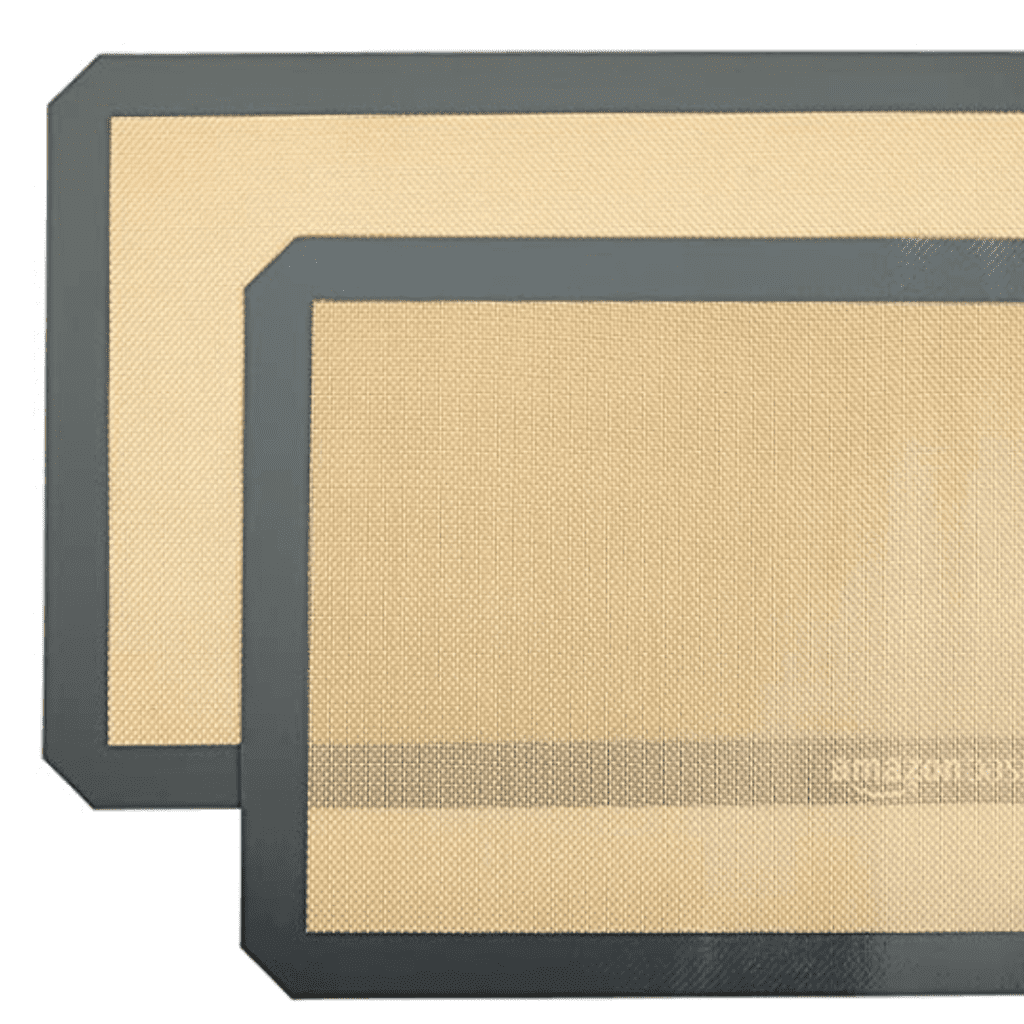 Non-stick food safe baking mat